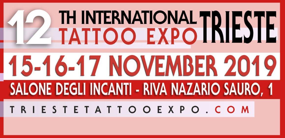 Trieste Tattoo Expo 2019