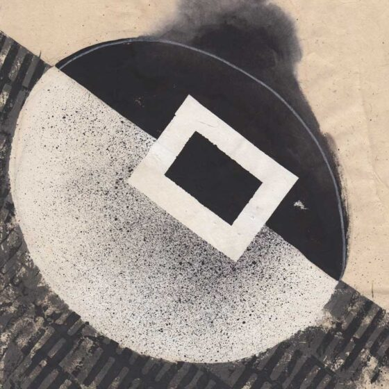 Quadro Buco nero #5